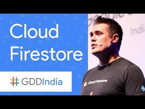 Introducing Cloud Firestore (GDD India '17)