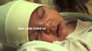 """Locución TV para Pampers """"Pequeños Milagros"""" Argentina - marudrozd.com locutora!"""