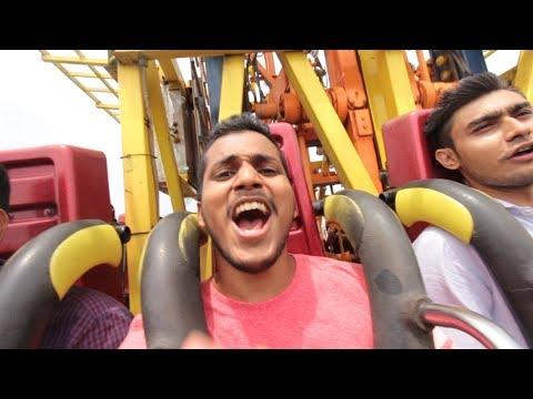 Essel World Mumbai MegaVlog !!! | Essel World Mumbai all rides!