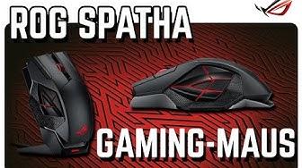 Die beste Gaming-Maus von ASUS: ROG Spatha