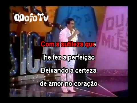 Agepê - Deixa eu te amar - Karaoke