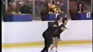 Irina Rodnina & Alexander Zaitsev 1980 SP