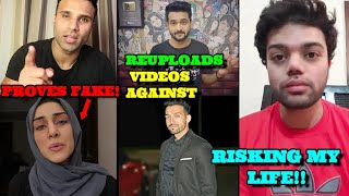 Rahim Pardesi Proves Froggy Fake - Awesamo Published His Videos Again - Ducky Bhai Risking His Life