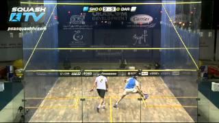Squash MegaRallies : Karim Darwish v Mohamed El Shorbagy : EP1