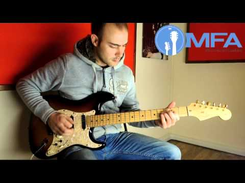 MFA - Music Factory Academy - Davide Leoni plays