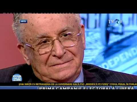 Mineriada din iunie 1990: Declaraţiile lui Ion Iliescu, în 1990 şi în 2015