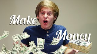 How to Make EASY Money Online for FREE!