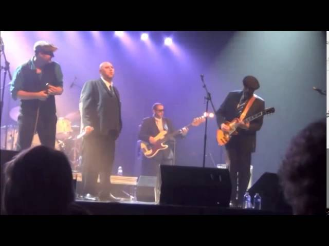 Blues les Valence 2014 - Shake Your Hips - Road Band