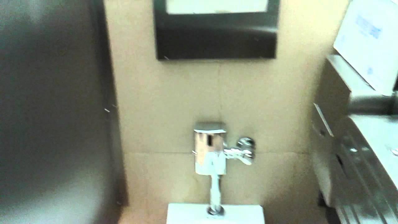 Bathroom Signs Walmart wal-mart bathroom - youtube
