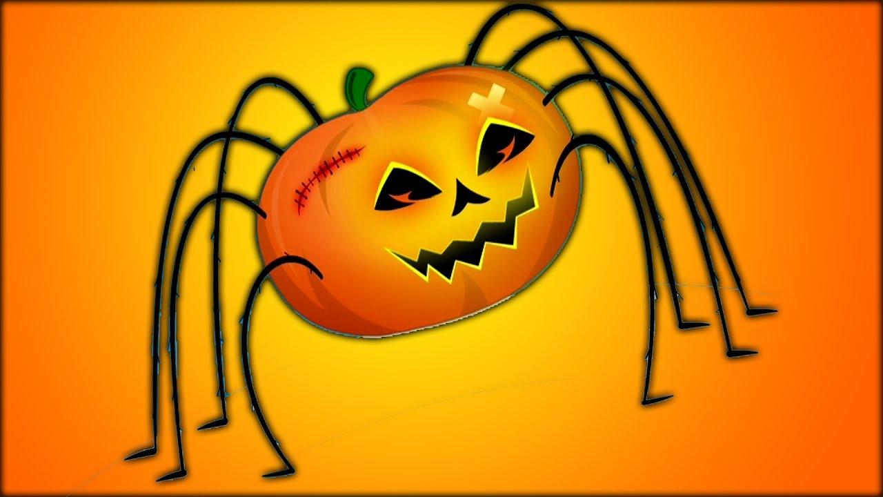 Citrouille effrayante incy wincy spider chanson effrayante scary pumpkin incy wincy - Citrouille effrayante ...