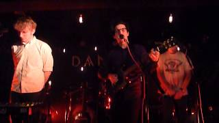 DAN CROLL - Sweet Disarray - Glasgow: King Tuts - 20/03/14