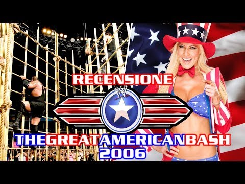Recensione WWE The Great American Bash 2006