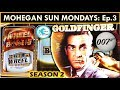 BIG WINS & LIVE PLAY! THANK YOU MR. BOND! GOLDFINGER 007 SLOT MACHINE