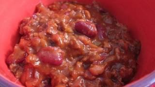 Recipe | How To Make Wendy's Chili - Restaurant Inspired Recipe Series (main Dish)