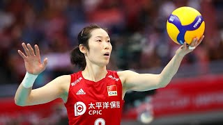 China vs. Japan 2021 Tokyo Women Volleyball Challenge Cup