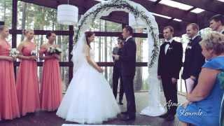 Wedding day...Ольга и Евгений. Свадебный клип 2012 г.