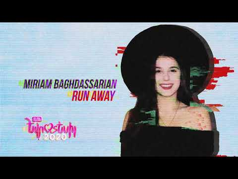 Miriam Baghdassarian - Run Away (Official Audio) Depi Evratesil 2020