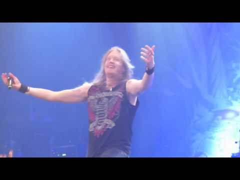 DragonForce  Valley of the Damned  in Montreal