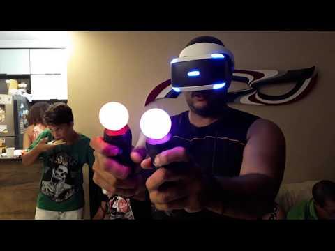 Realidade Virtual ( VR ) + FIFA 19 #ps4 #festagamer #pgh