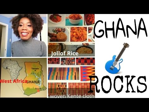 5 FUN FACTS about GHANA (WEST AFRICA)