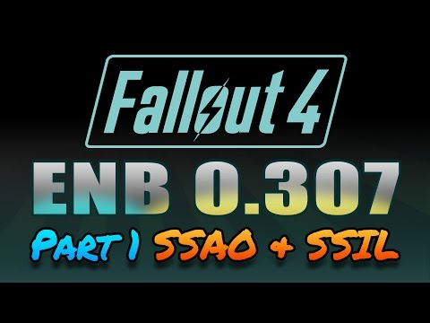 Fallout 4 - ENB 0.307 - Ambient Occlusion & Indirect Lighting  |  Overview, Config & Performance