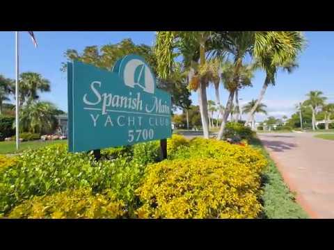 Spanish Main Yacht Club on Longboat Key, FL - Produced by SRQ360
