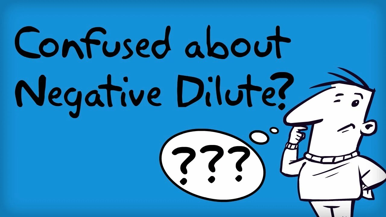 Negative Dilute Drug Test >> Confused About Negative Dilute