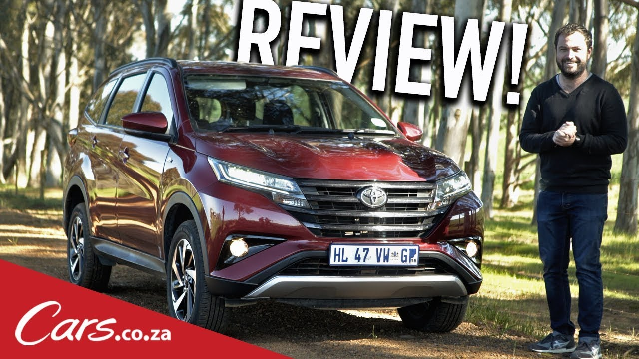 New Toyota Rush Review - The Family Car You Need?