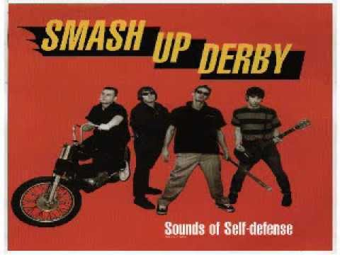 smash up derby - sounds of self-defense lp (screaming apple, 2000, SCALP 133)