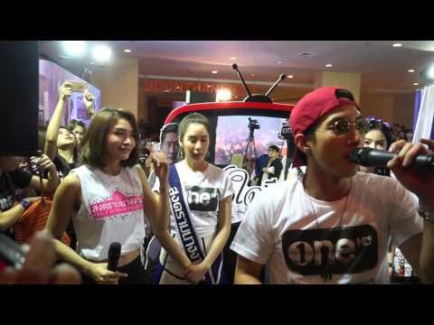 โตโน่ เบญ กวาง อาย -- บ้าคิดถึง @เซ็นทรัล อุดร สงครามนางงาม The  Casting Project 26-09-58