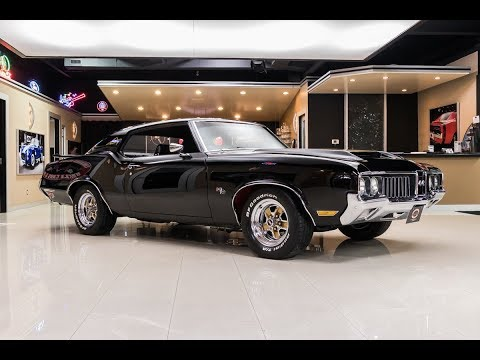 1970 Oldsmobile Cutlass For Sale