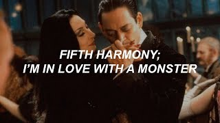 Download i'm in love with a monster // fifth harmony (sub español) Mp3 and Videos