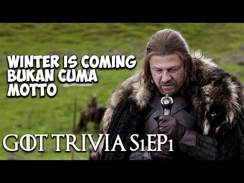 Game Of Thrones Indonesia Trivia - Episode 1