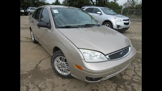 2006 Ford Focus 4dr Sdn ZX4 S (Topeka, Kansas)