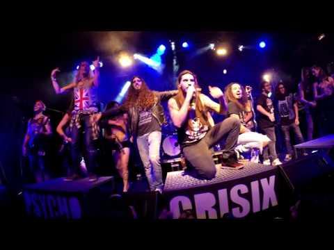 Crisix - Creeping Death feat.  Suicidal Angels, Skull Fist & Evil Invaders (Metallica Cover)