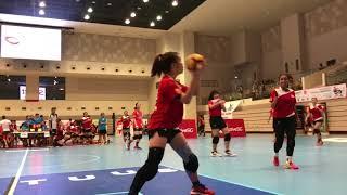 APTC2018 (Women) - Singapore B Vs Chinese Taipei [3rd Period]