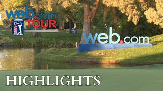 Highlights Round 2 Albertsons Boise Open
