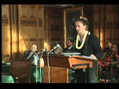 Larsen VS Hawaiian Kingdom World Court