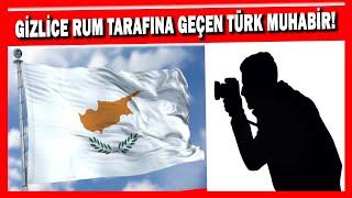 GİZLİCE KIBRIS RUM TARAFINA GİRDİK!