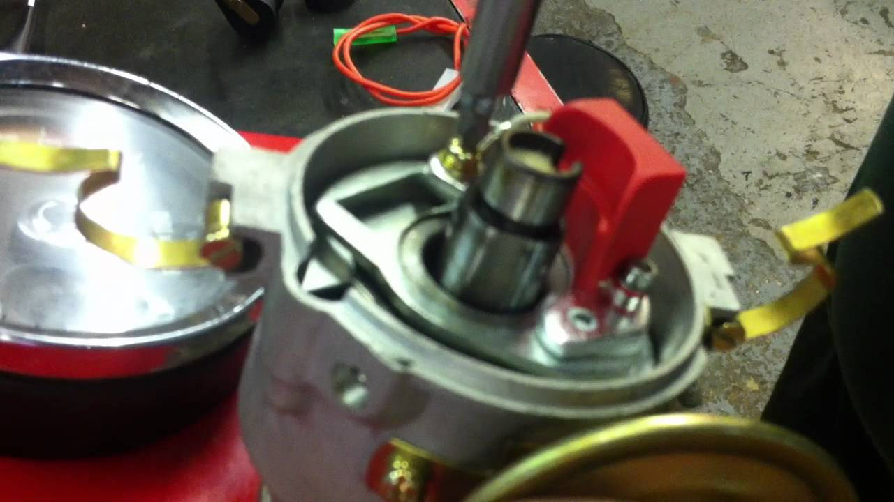 Fitting AccuSpark Electronic Ignition conversion Kit  YouTube