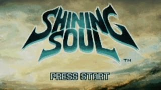 CGR Undertow - SHINING SOUL review for Game Boy Advance