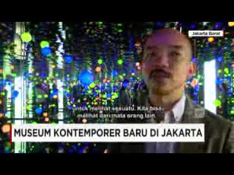 Melihat Museum Kontemporer Baru di Jakarta