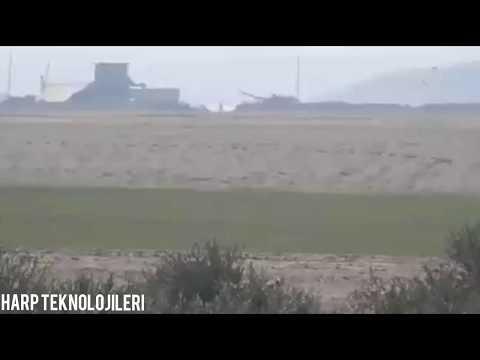IŞİD Irak Ordusuna Ait M1A1 Abrams...