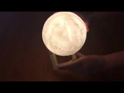 Te Regalo La Luna La Lámpara Luna Más Bonita Curisosite