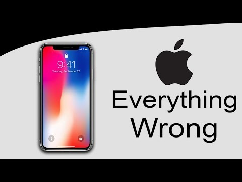 Everything Wrong With Apple