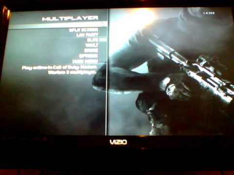 how to play cod4 online