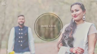 Anande & Neha | Civil Marriage Trailer - 20/11/2018