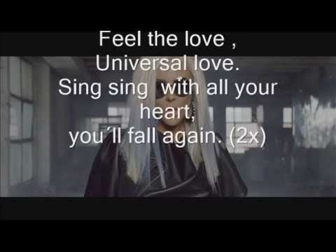 Edward Maya   UNIVERSAL LOVE feat  Andrea & Costi  lyrics