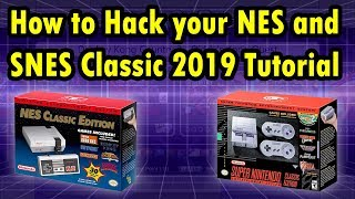 How to Hack and add games to your NES and SNES Classic using Hakchi CE (2019 Tutorial)