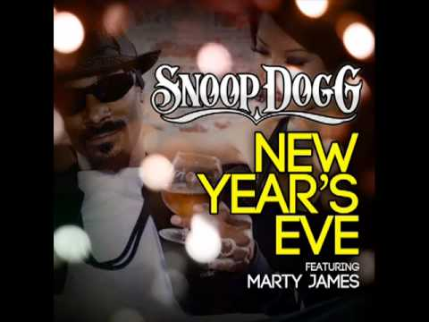Snoop Dogg - New Year's Eve (Feat. Marty James) (HD)